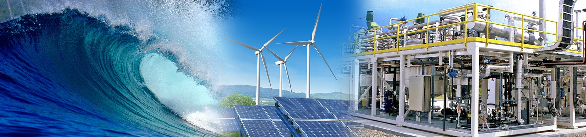 Controlling the global renewable energy industry